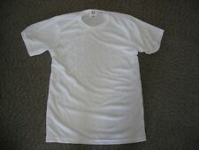 New Boys Dodger Moisture Management White Shirt Dry Dri Fit Jersey Top Kid Youth