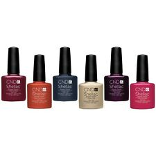 CND New Shellac UV Gel Polish Fall 2014 Modern Folklore Collection+ Hot Colors!!