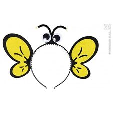 Bumble Bee Ladybug or Butterfly Headpiece Insect Animal Nature Fancydress 820678