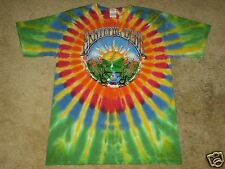 Grateful Dead Waterfall S, M, L, XL, 2XL Tie Dye T-Shirt
