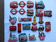 London Souvenir 3D fridge magnet