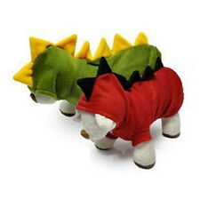 Pet Dog Puppy Cat Cute Dinosaur Costumes Hoodie Clothes Pretty Apparel T-shirts