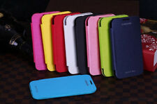 New Luxury Leather Flip Case Battery Cover For Samsung Galaxy Win GT-i8552