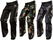 Shift MX Racing Recon Over The Boot Riding Pants Motocross Off-Road Trail MX