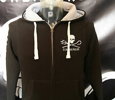 Unisex  Zip Hoodie New Chunky Jolly Roger  Sea Shepherd