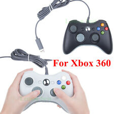New Wired USB Game Pad Controller for Microsoft Xbox 360 PC Windows 7 XP Vista