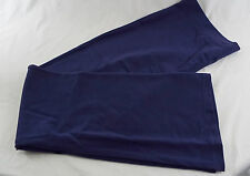 Women's Plus Tall Boot Cut Ponte Knit Pant in Navy Blue