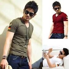 MENS DESIGNER SHIRTS CASUAL SHORT SLEEVE SUMMER FASHION T SHIRTS SIZE S M L XL