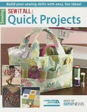 NEW Sew it All by Crafts Media Paperback Book (English) Free Shipping