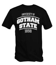 Gotham State Tshirt t shirt tee batman university varsity joker TV superhero