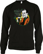 Drink Bitches Under Table St Patricks Day Irish Beer Pub Long Sleeve Thermal