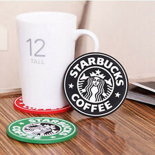 1992 & 2011 STARBUCKS Coffee Coasters As Gift 3pcs /Pack~