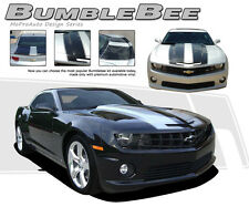 BumbleBee Hood Racing Rally Stripes Decals 3M Graphics SS RS LS 2010-2013 Camaro