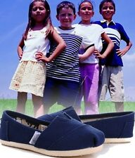 D16 Hotsale Unisex Kids Natural Linen Burlap Canvas Unisex Shoes Casual shoes US