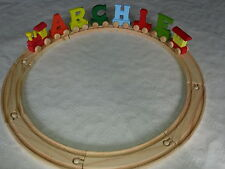 PERSONALISED BABY BOY GIRL TRAIN NAME ♥ CHRISTENING GIFT ♥ BABY SHOWER KEEPSAKE