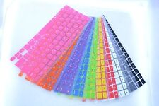 US Mod Silicone Keyboard Cover Skin Protector for Apple Macbook Mac Book Pro Air