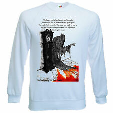 THE MASQUE OF THE RED DEATH  -NEW GRAPHIC SWEATSHIRT- S-M-L-XL-XXL