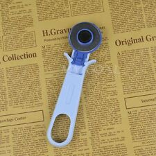 Rotary Cutter Fabric Paper Circular Cut Patchwork Leather Craft 28MM 45MM Blade