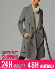 MASSIMO DUTTI WOMAN BELTED CAPE COAT (ZARA GROUP) | Ref. 6403/516 | LUXURY ITEM