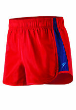 Speedo Americana Collection Spliced Woven Short - US Red