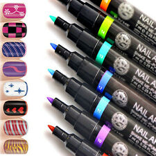 New Nail Art Pen Painting Design Tool 16 colors to Choose Drawing Gel Made Easy