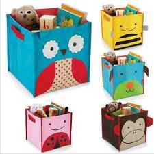 3 Styles Children's Toys Storage Box/Boxes Foldable Storage Bag Clothes Pouch