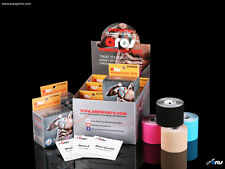 SYNTHETIC Ares Extreme Tape Kinesiology Elastic Sports Tape - Pain Relief  KT