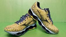Mizuno Wave Prophecy 3 Running Shoes (W) Yellow/Black J1GD140029 NEW 2014