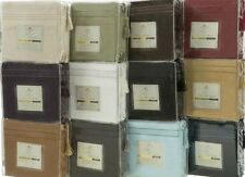FULL SIZE DELUXE SHEET SET SUPREME 1500 COLLECTIONS DEEP POCKET 4 PIECES