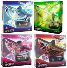 E-BIRD REMOTE CONTROL FLYING BIRD 4 VARIETIES RC TOY FOR KIDS BIRD–NEW AND BOXED