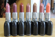 MAC lipsticks $14.50 each 7 colors to choose
