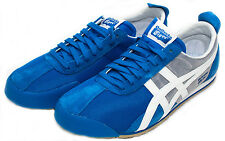 Onitsuka Tiger Men's Fencing Shoe Blue/Mid Blue/White D4R0N.4201 Sz. 8-13