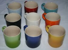 LE CREUSET STONEWARE 350ML MUG OR 100ML ESPRESSO - NEW - ASSORTED COLOURS