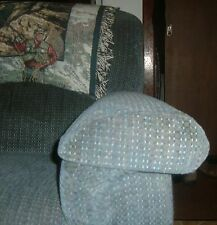 "PRETTY couch,chair arm covers & back covers 22""x19"""