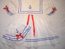 Adult Baby Toddler Sissy Girl Jolly Roger Dress Set 3 Styles & Colors Available