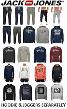 Mens Jack Jones Jeans Designer Casual Joggers Sweat Pants & Sweatshirt Jumper