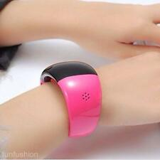 Smart Watch Bluetooth Wrist Cell Phone Alert LCD Caller ID For IOS iPhone 4S 5GS
