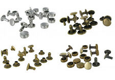 Tubular Rivets - Spare for straps, handbags and leathercraft