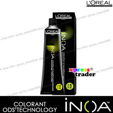 L'Oreal Professionnel Inoa ODS2 Technology Color Ammonia Free Hair Dye 60g
