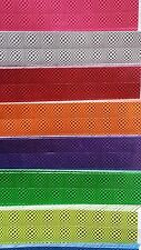 CHECKS- 100 CONSECTIVELY NUMBERED TYVEK WRISTBANDS 3/4 INCH