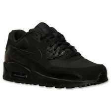 537384-092 Nike Air Max 90 Essential Black/Black *New In Box* 100% Authenic