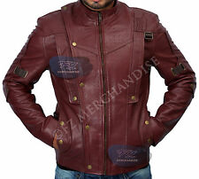 Guardians Of The Galaxy Peter Quill Star Lord Chris Pratt Slim Fit Jacket - BNWT