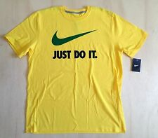 Brand New Men's Nike Just Do it T-Shirt. MSRP $25