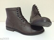 Unlisted A Kenneth Cole Production Mens Shoes Blog Lights N1 Cap-Toe Boots New