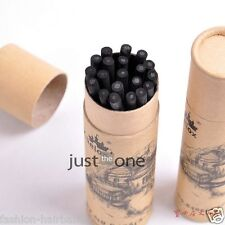 Practical 20PCS Willow Charcoal Bar Pencils Sketch Drawing Painting Tool Black