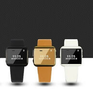 New  U Watch 2S Smart Bluetooth WristWatch Sync Calls for Android IOS iphone HTC