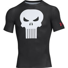 **NWT** THE PUNISHER Under Armour Compression All Sizes (LIMITED EDITION)