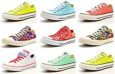 Converse all star Chuck Taylor dainty trainers pastels colours