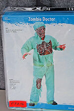 Zombie Doctor Men's Halloween Costume F5256