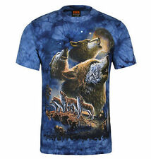 cotton short sleeve biker men cool rock punk T-shirt tee jersey Plus size S-XXXL